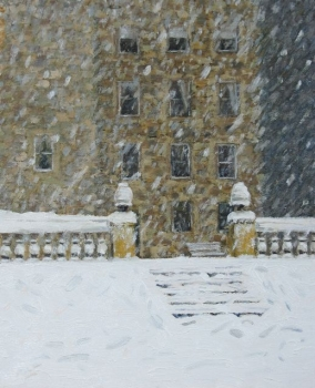 'Blizzard at the Castle'